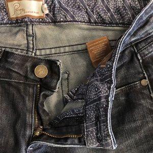 PAIGE Jeans - DENIM STRAIGHT LEG JEANS 26